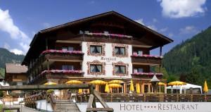 Hotel Bergland, Lermoos Tirol