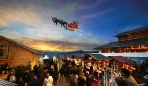 Montreux Weihnachtsmarkt